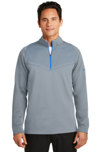 Nike Golf Therma-FIT Hypervis 1/2-Zip Cover-Up