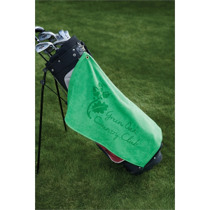 Diamond Collection Golf Towel