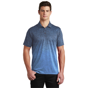 Sport-Tek® Ombre Heather Polo - Men's